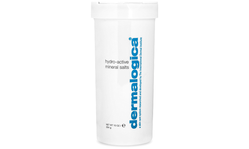 Hydro active mineral salts vasiliki papaspyrou the for Active salon supplies