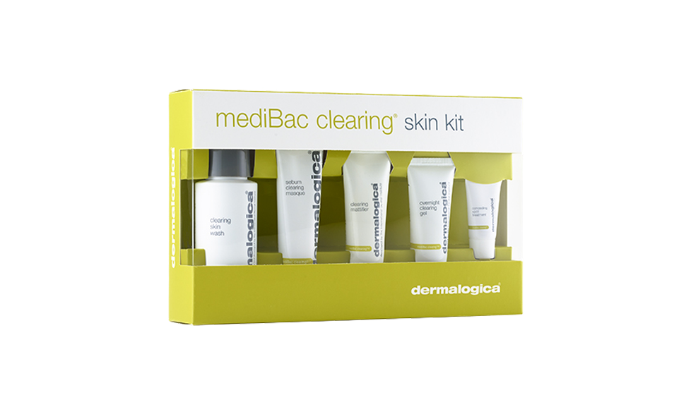 medibac clearing skin kit